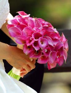 Pinke - Brautsträuße - Heiraten mit braut.de