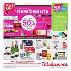 Walgreens Weekly Ad December 25 - 31, 2016 - http://www.olcatalog.com/grocery/walgreens-circular.html