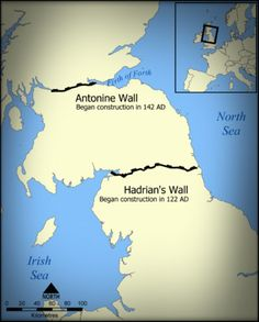 Facts About Hadrian's Wall | Primary Facts