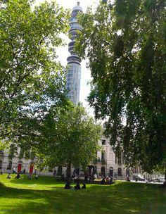 Fitzroy Square Garden - lunchtime retreat. Places Of Interest, London City, Garden, Garten, Lawn And Garden, Gardens, Gardening, Outdoor, Yard