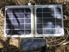 Suntactics sCharger-5 Portable Solar Power Charger Review