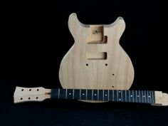 precision guitars - Double Cut Jr, kit p90 pickups Body Template, Guitar Kits, Guitar Body, Guitar Building, Electric Guitars, Jr, Templates, Music, Musica