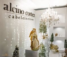 That fantasy is always part of the dreams... I love Christmas!!!  #alcinocortezhairstylist #christmas