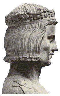 Louis IX le Saint, roi de France is your great grandfather. French History, European History, Luis Ix, Equestrian Statue, French Royalty, Empire Romain, Templer, Patron Saints, Dark Ages