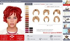 Try Different Hairstyles Interesting Try Different Hairstyles On Your Face  Hairstyles Ideas  Pinterest