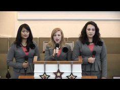 Beyond the Cross - West Coast Baptist College Trio