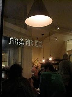 This San Francisco restaurant has a new menu everyday, with the exception of their Applewood smoked bacon beignets (which are supposed to be to DIE for)!