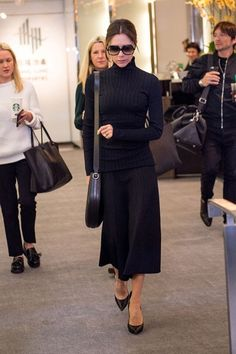 Spicy to sophisticated, see Victoria Beckham's style over time