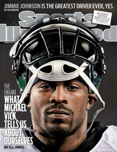 Eagles On Sports Illustrated Cover - Vick gave us some great times...