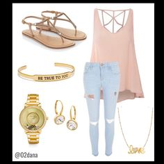 Origami Owl outfit