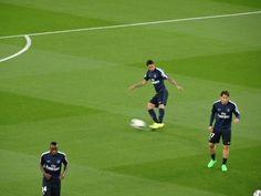 Première titularisation pour l'Argentin Angel Di Maria à l'occasion de PSG-Bordeaux, pour la 5e journée de Ligue 1, au Parc des Princes.