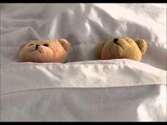 Bing Crosby singing The Teddy Bear's Picnic with teddy bear pics. (Cutting Tiny Bites: Bear Theme- Weekly Home Preschool)