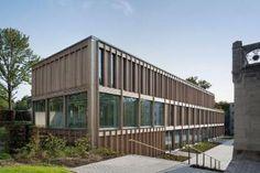 Bau der Woche: Mediathek Burg Giebichenstein Kunsthochschule Halle