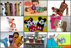 Super Fun Puppet Crafts For Your Kids