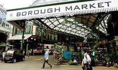 Borough Market, Londres, Reino Unido