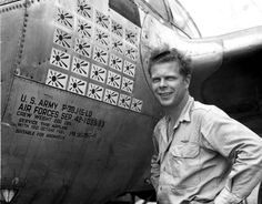 """America's top war pilot: Richard Ira """"Dick"""" Bong was a fighter pilot and a recipient of the Medal of Honor in the U.S. Army Air Forces (USAAF) during WW2. He was the USA's highest-scoring air ace. While flying his P-38 Lightning, Bong shot down at least 40 Japanese aircraft."""