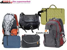 #Fastrack Non Leather Gents Bag-A0102NBK01AE @ 1,895.00 Shop here  #NeedsTheSupermarket - Online Grocery Store in Ghaziabad Delhi NCR