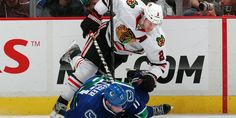 Seriously? Not Duncan Keith's finest moment.....