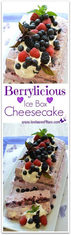 Berrylicious Ice Box
