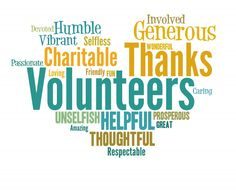 Volunteer Thank You Quotes. QuotesGram