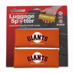 MLB San Francisco Giants Original Patented Luggage Spotter (Set of 2)