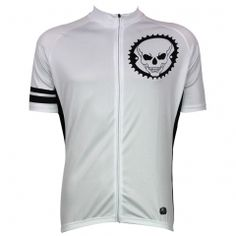 cycling jerseys New White Skull Alien SportsWear Mens Cycling Jersey Cycling Clothing Bike Shirt Size TO Road Bike Jerseys, Bike Shirts, Cycling Jerseys, Cycling Outfit, Cycling Clothing, Bike Equipment, Motorcycle Outfit, Sport Outfits, Chef Jackets