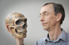 Genom entziffert: Schon ältester moderner Mensch hatte Neandertaler im Blut   http://grenzwissenschaft-aktuell.blogspot.de/2014/10/genom-entziffert-schon-altester.html  Abb.: Frank Vinken, mpg.de