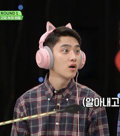 Kyungsoo, Over Ear Headphones