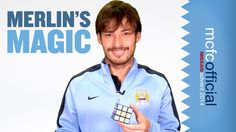 #2014 #advent #AdventCa... #bpl #calendar #city #cube #DavidSilva(FootballPlayer) #day #EPL #magic #man #mancity #manchestercity #MCFC #premierleague #premierleaguechampions #premierleaguewinners #rubiks #silvas #soccer #two SILVA'S RUBIK'S CUBE MAGIC | Man City Advent Calendar 2014 | Day Two