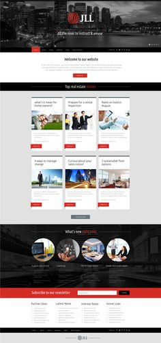 JLL real estate news site Real Estate News, Whats New, Sustainability, Hold On, Website, Design, Naruto Sad, Sustainable Development