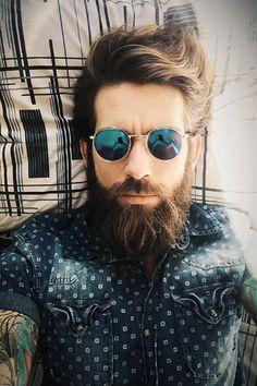 Beard:o