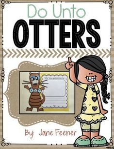 "Do Unto Otters is a writing activity and craftivity you can use after reading the book Do Unto Otters by Laurie Keller.This product includes:a graphic organizer to organize information given in the storytwo different writing prompts*I ""otter"" show good manners by...*How I would like ""otters"" to treat me.Both prompts have two options: one where the student can also draw a picture and one with just lines.A poster to display in the class to remind students to ""Do Unto Otters As You Would Have…"