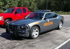 Georgia State Patrol State Trooper # 931 Dodge Charger