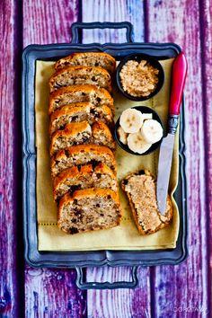 Prosty #przepis na #ciasto z dodatkiem bananów, bez cukru! http://dorota.in/ciasto-bananowe/ Kto chętny przerzucić się na zdrowe wypieki?