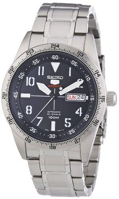 Sale Preis: Seiko Herren-Armbanduhr XL Seiko 5 Sports Analog Automatik Edelstahl SRP513K1. Gutscheine & Coole Geschenke für Frauen, Männer & Freunde. Kaufen auf http://coolegeschenkideen.de/seiko-herren-armbanduhr-xl-seiko-5-sports-analog-automatik-edelstahl-srp513k1