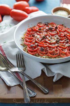 Fennel Tomato Gratin