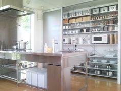 無印良品の家 浜松店 ブログ:木の家キッチン2