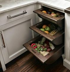 6 New Ways to Think About Kitchen Cabinet Drawers (Cultivate.com)