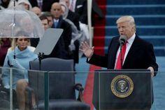 Donald Trump is officieel president van de Verenigde Staten. In zijn inauguratiespeech benadrukte hij dat Amerika eerst moet komen. Herlees en herbekijk de...
