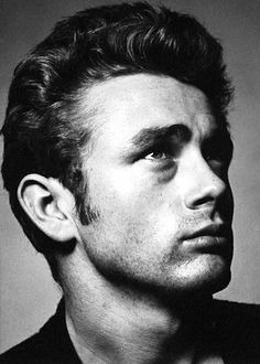 This is one of my all time favorite photos of James Dean. The angle is just perfect, it captures his strikingly handsome features so flawlessly, and there is so much emotion behind his eyes. So much depth and beauty. Hollywood Stars, Classic Hollywood, Old Hollywood, Celebridades Fashion, East Of Eden, Celebrity Gallery, Hommes Sexy, Photos Of The Week, Famous Faces
