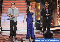 Philip Phillips, Jessica Sanchez Head To Head For American Idol Finale