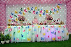 Idéias para decoração de chá de bebê tema borbolestas> http://artesanatobrasil.net/decoracao-de-cha-de-bebe-menino-menina/