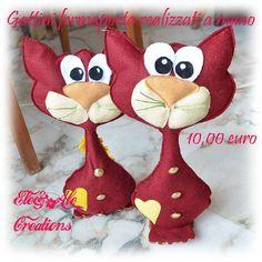 #fermaporta #creatiamano #gatti #gattino #creatiamano