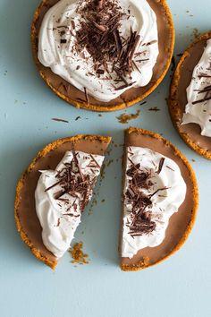 Chocolate Shavings, Decadent Chocolate, Chocolate Desserts, Silk Chocolate, Thanksgiving Desserts, Fall Desserts, Delicious Desserts, Tart Recipes, Whole Food Recipes