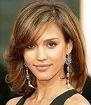 shoulder length bridesmaids hairstyles - Recherche Google