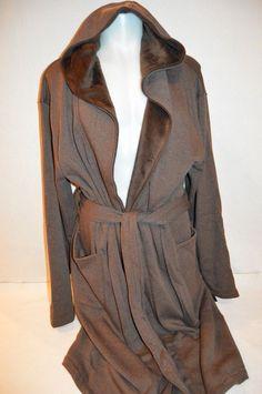 2080467b37 UGG Australia Man s BRUNSWICK Robe with Hood NEW Size Large X-Large Retail   145  fashion  clothing  shoes  accessories  mensclothing  sleepwearrobes ( ebay ...