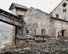 Anina Mine (Anina, West Romania), 2013