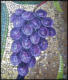 Amazing-Mosaic-Art-by-Designsmag-004 Mosaic Glass, Stained Glass, Stone Mosaic, Mosaic Art, Fused Glass, Glass Art, Mosaic Flowers, Mosaic Projects, Mosaic Crafts