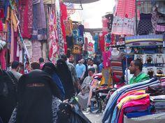 Mercado de Khan el Khalili, el Cairo, Egipto