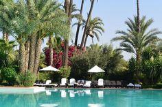 Hotel La Mamounia, Marrakech